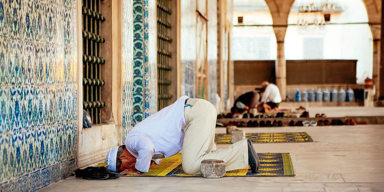Optional Prayers When Entering the Mosque – Mathabah.org